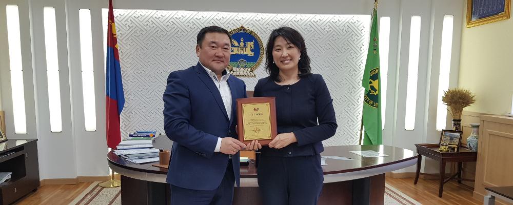 Монголын их, дээд сургуулиудын консорциумын гишүүн боллоо