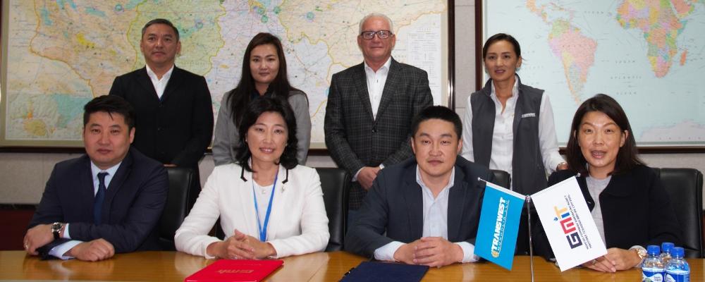 """""""Трансвест Монголиа"""" ХХК-тай хамтын ажиллагааны санамж бичиг байгууллаа"""