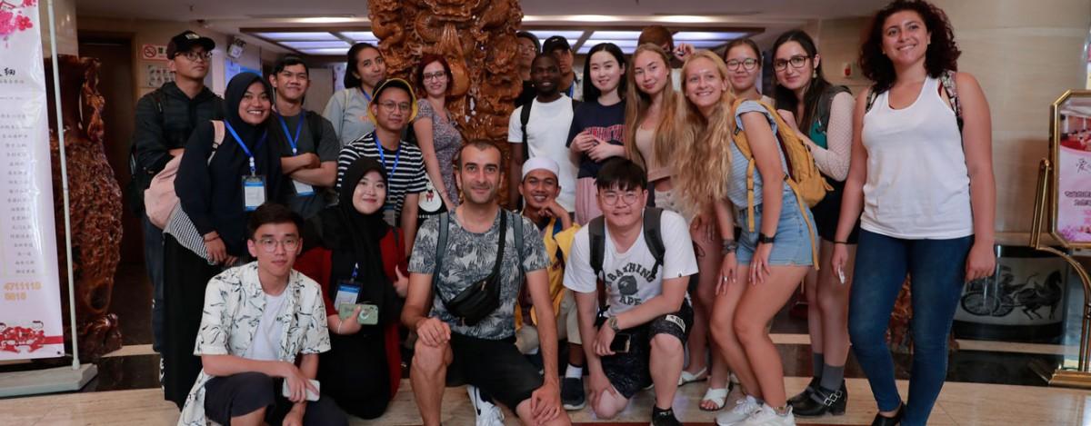 МГТИС-ийн оюутнууд олон улсын оюутнуудын хамт