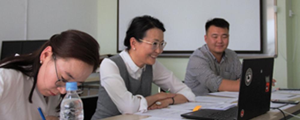 МГТИС Элсэлтийн үйл ажиллагаандаа Дармштадтын их сургуулийн шинэлэг туршлагыг нэвтрүүллээ